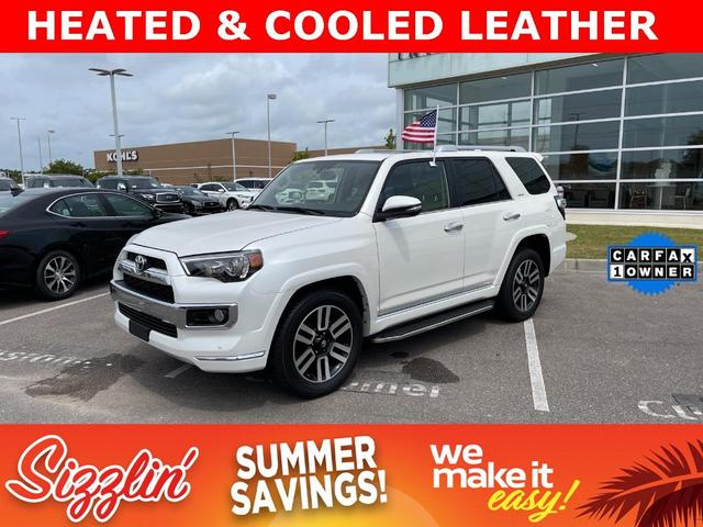 used 2018 Toyota 4Runner car, priced at $42,908