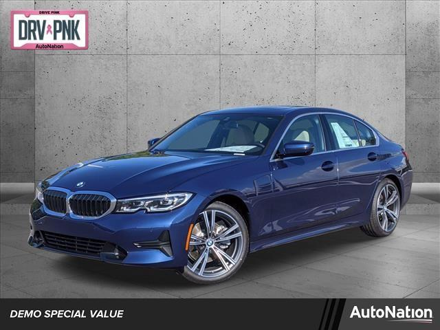 used 2021 BMW 330 car, priced at $47,920