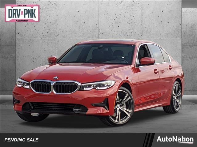 new 2021 BMW 330 car, priced at $46,295