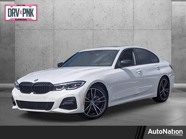 new 2021 BMW 330 car, priced at $47,770