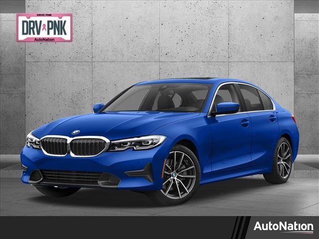 new 2021 BMW 330 car, priced at $46,595