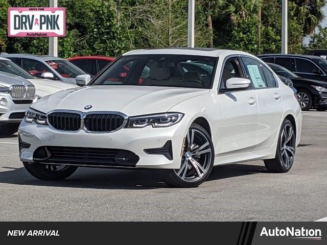 new 2021 BMW 330 car, priced at $47,145