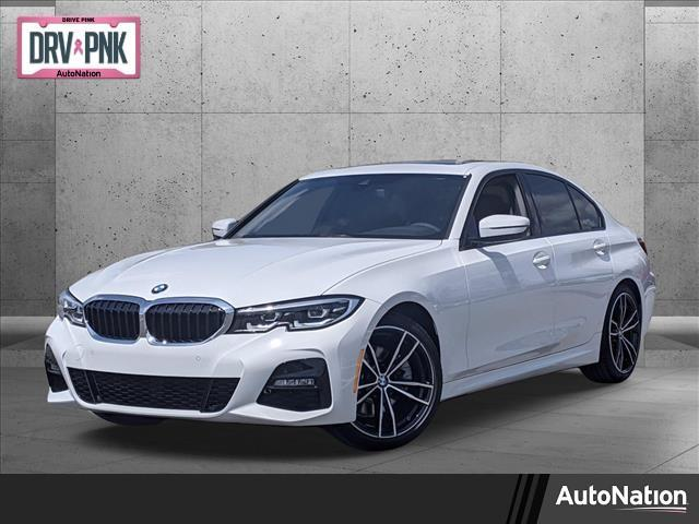 new 2021 BMW 330 car, priced at $47,845