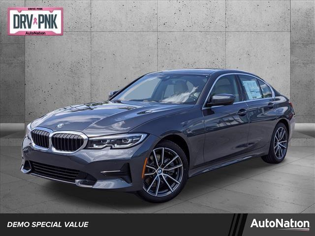 used 2021 BMW 330 car, priced at $46,470