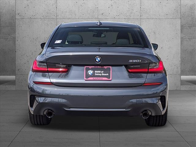 new 2021 BMW 330 car, priced at $49,495
