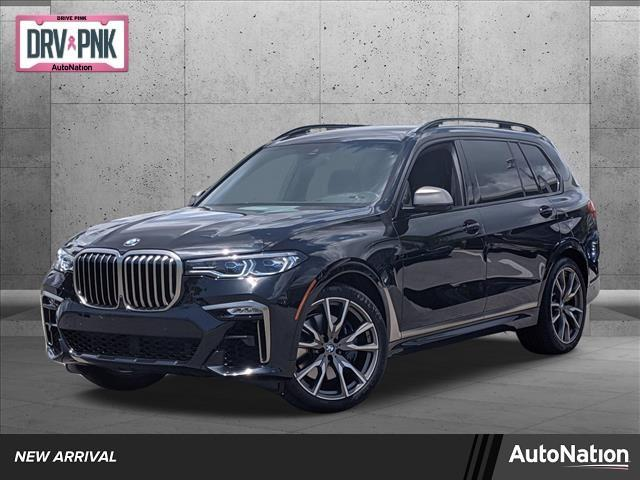 used 2020 BMW X7 car, priced at $105,994