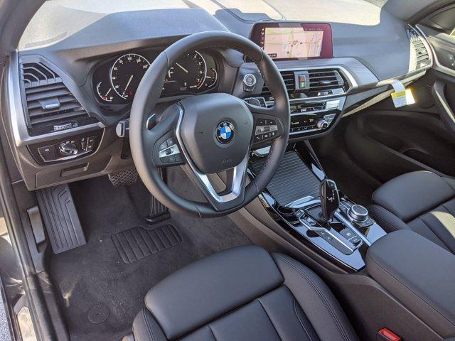 used 2021 BMW X3 car, priced at $48,395