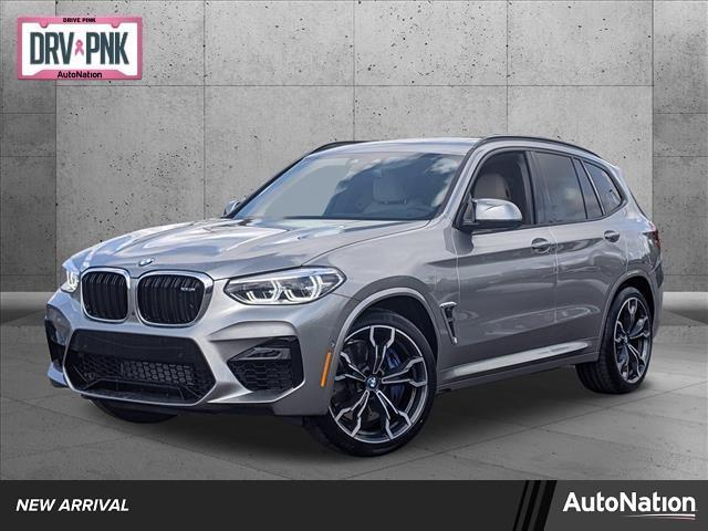 new 2021 BMW X3 M car, priced at $76,545