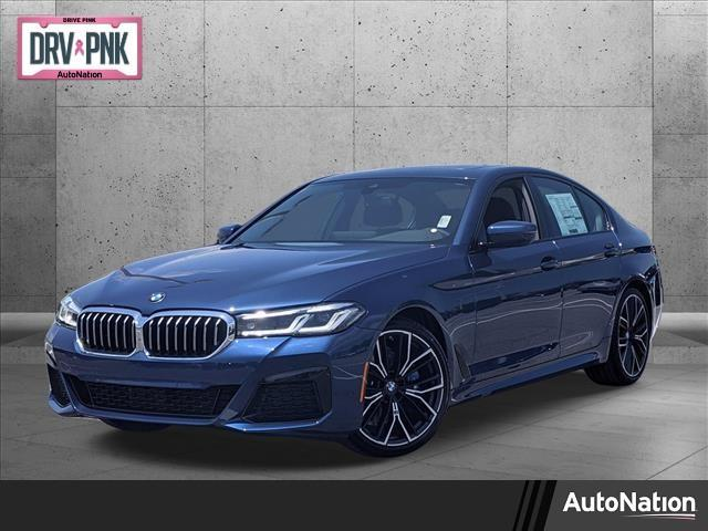 new 2021 BMW 530 car, priced at $67,635