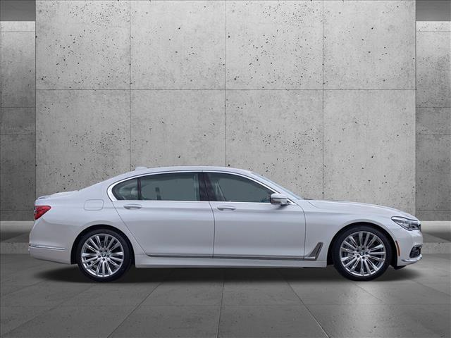 used 2018 BMW 750 car, priced at $52,983