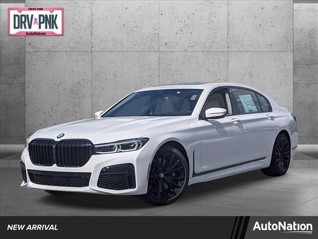 new 2022 BMW 740 car, priced at $98,295
