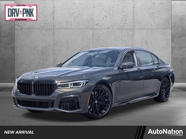 new 2022 BMW 740 car, priced at $99,395
