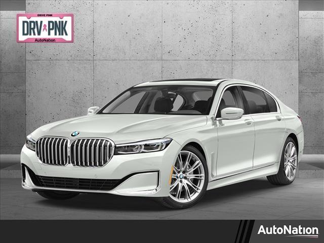 new 2022 BMW 740 car, priced at $99,645