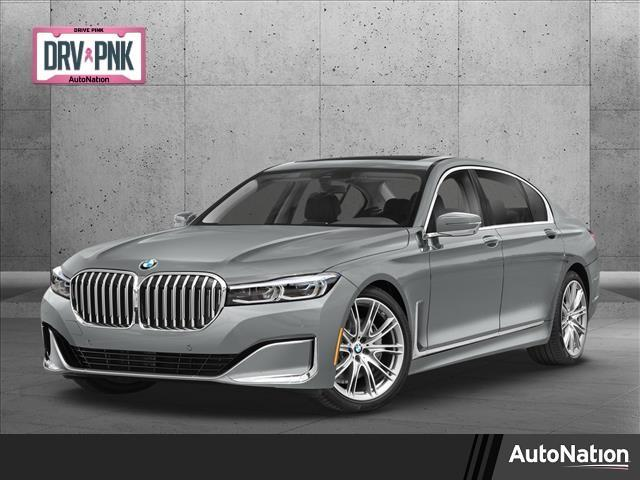 new 2022 BMW 740 car, priced at $96,645