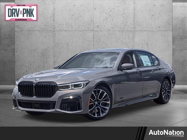 new 2022 BMW 740 car, priced at $102,395