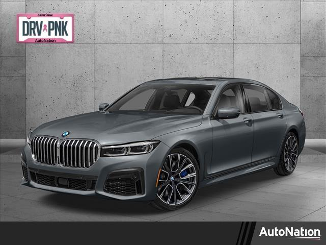 new 2022 BMW 750 car, priced at $118,595