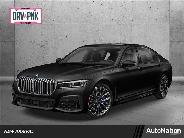 new 2022 BMW 750 car, priced at $106,545