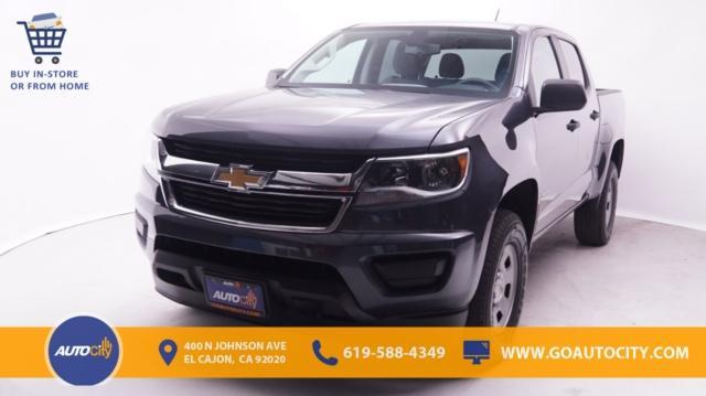 used 2017 Chevrolet Colorado car, priced at $29,850