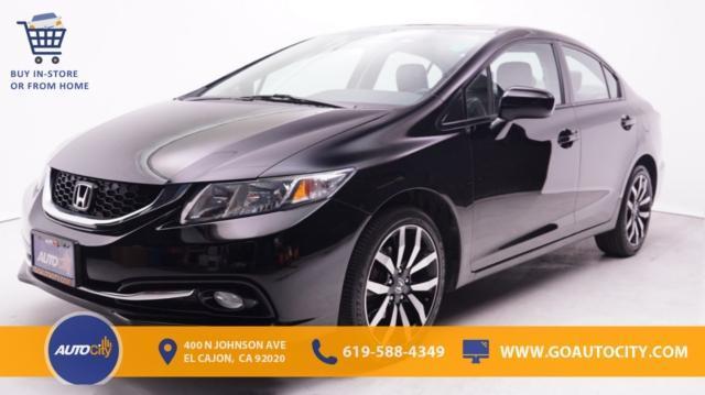 used 2015 Honda Civic car, priced at $16,950