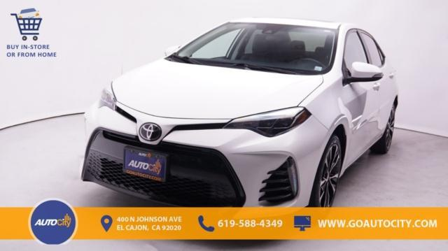 used 2017 Toyota Corolla car, priced at $18,450