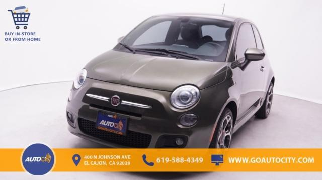 used 2016 FIAT 500 car, priced at $11,500