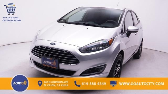 used 2019 Ford Fiesta car, priced at $13,950