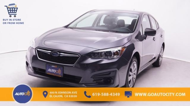 used 2018 Subaru Impreza car, priced at $18,850