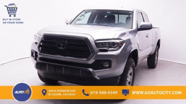 used 2018 Toyota Tacoma car, priced at $29,500
