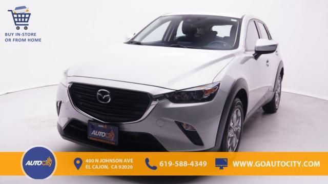 used 2019 Mazda CX-3 car, priced at $18,850