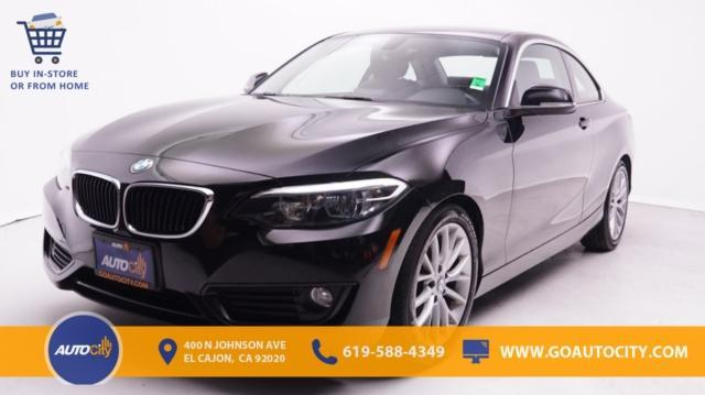 used 2014 BMW 228 car, priced at $13,900