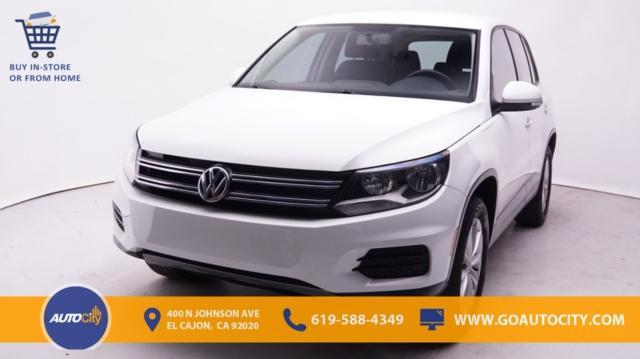 used 2018 Volkswagen Tiguan Limited car, priced at $18,950