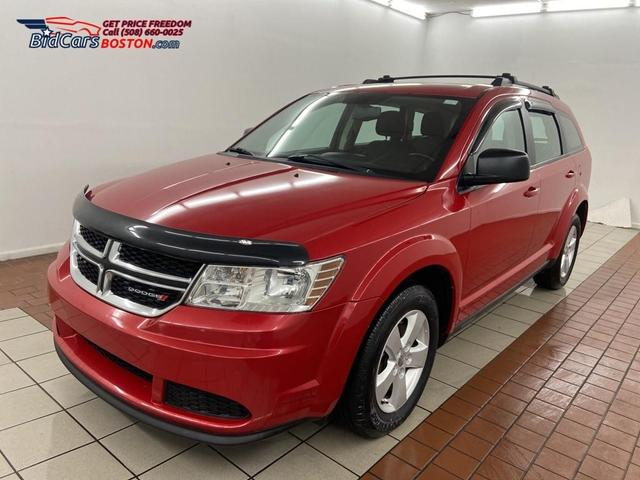 used 2016 Dodge Journey car, priced at $10,955