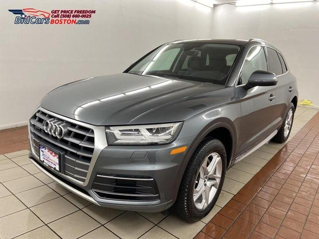 used 2018 Audi Q5 car, priced at $30,980