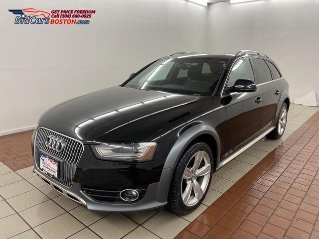 used 2015 Audi allroad car, priced at $18,480