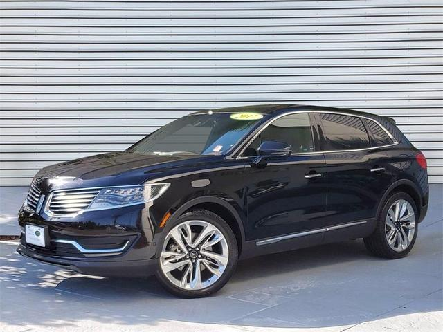 used 2017 Lincoln MKX car, priced at $28,707