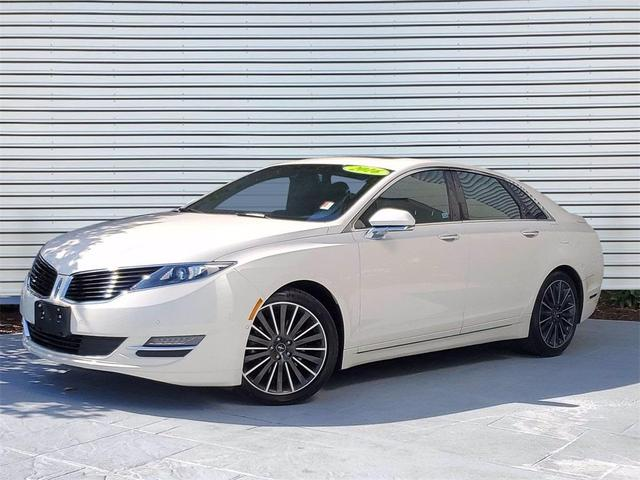 used 2016 Lincoln MKZ car, priced at $25,697