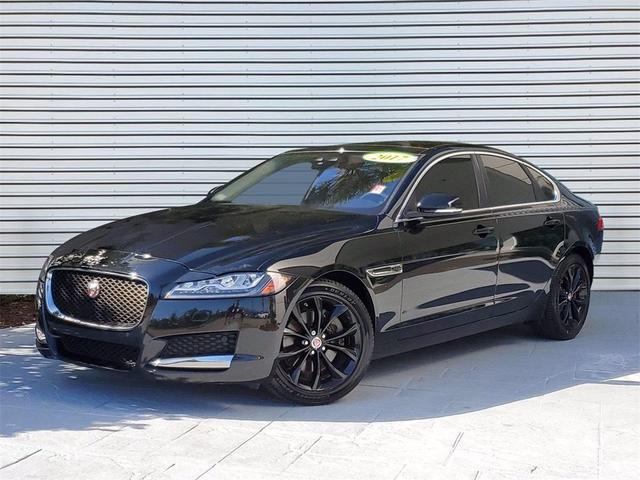 used 2017 Jaguar XF car, priced at $28,607
