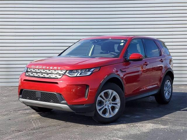 used 2020 Land Rover Discovery Sport car, priced at $34,317