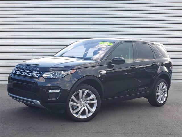 used 2017 Land Rover Discovery Sport car, priced at $30,377