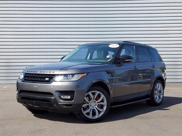 used 2014 Land Rover Range Rover Sport car, priced at $34,857