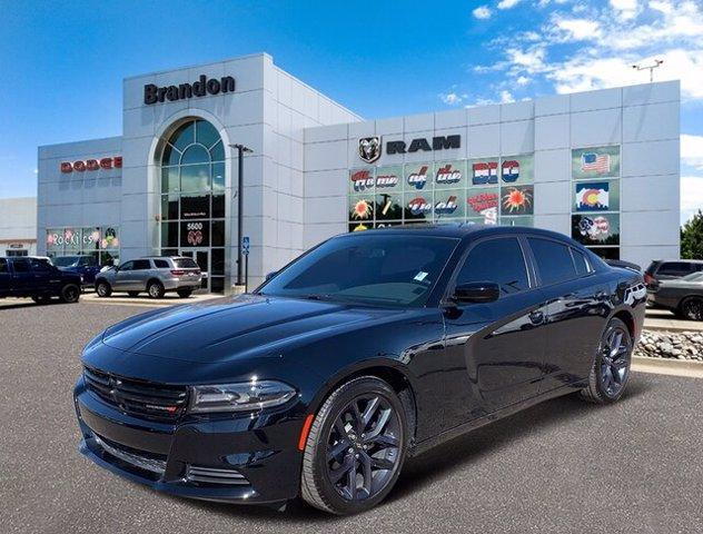 used 2020 Dodge Charger car, priced at $28,296