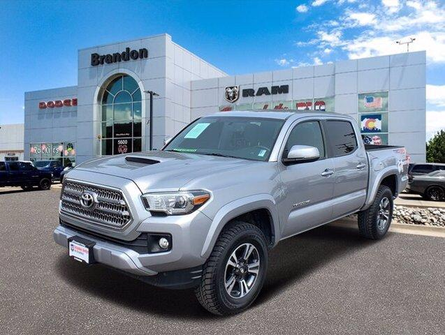 used 2017 Toyota Tacoma car, priced at $37,065