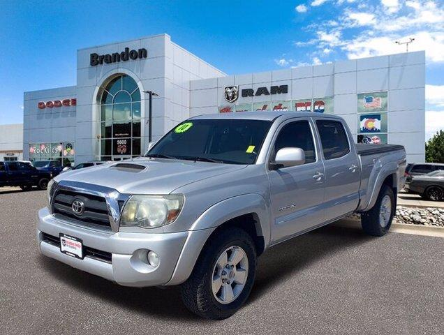used 2010 Toyota Tacoma car, priced at $15,462