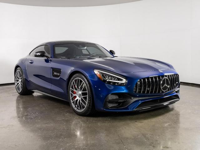 used 2020 Mercedes-Benz AMG GT car, priced at $159,900
