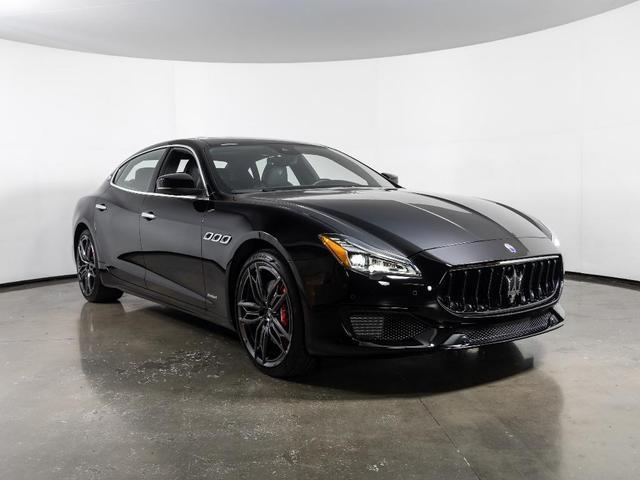 new 2021 Maserati Quattroporte car, priced at $126,885