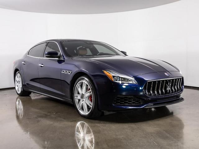 used 2019 Maserati Quattroporte car, priced at $73,990
