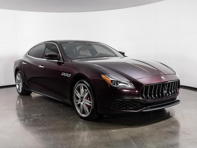 used 2019 Maserati Quattroporte car, priced at $69,990