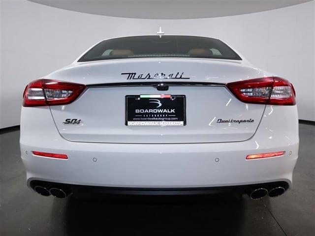 new 2018 Maserati Quattroporte car, priced at $75,990