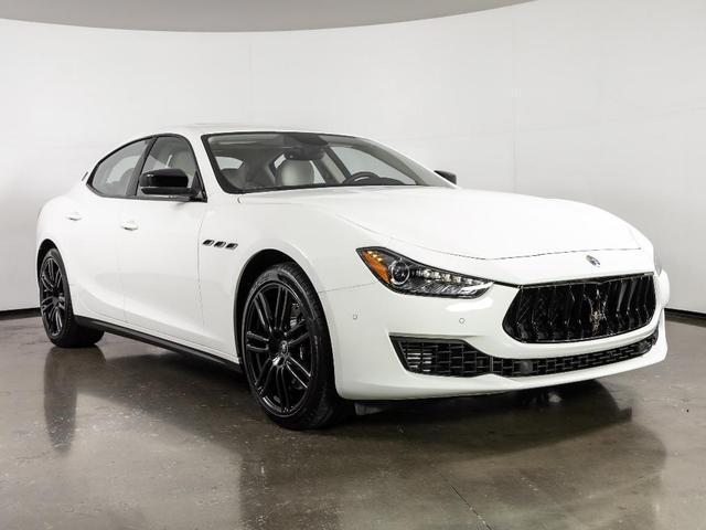 new 2021 Maserati Ghibli car, priced at $84,754