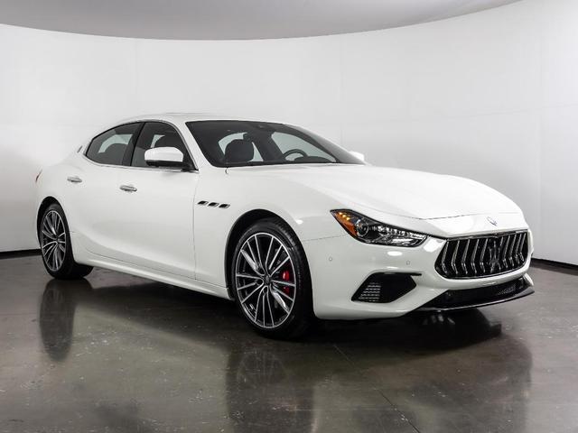 new 2020 Maserati Ghibli car, priced at $78,775